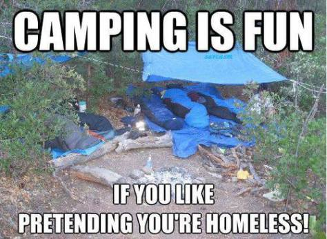 when a bear is in your back yard you panic and call 911 so they can shoot it a and take the bear away. so why do you get mad when you camp out in their back yard and they panic and eat you?
