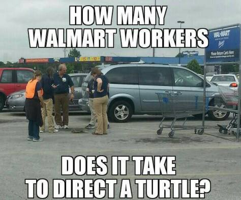 WALMART *RIPS