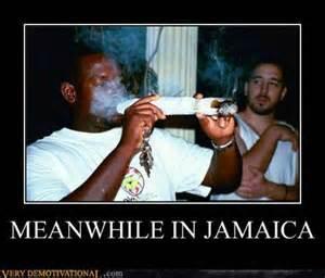 BACK IN JAMAICA